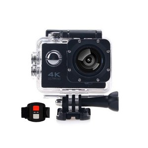 High Definition Mini Waterproof Sport Camera Cycling Multi-function Can Be Connected to WIFI and Remote Camera to Prevent Shaking