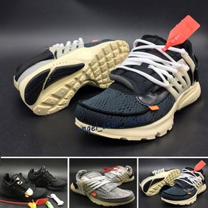 2019 New Original Presto V2 Ultra BR TP QS Black X Running Shoes Cheap Sports Women Men aI Prestos off Chaussures White Sneakers 36-45 A33