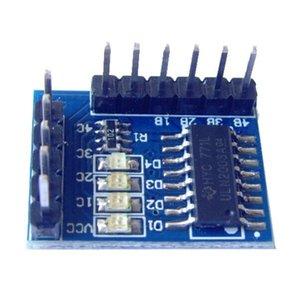 10PCS MINI ULN2003 5 선 4 상 / 스테퍼 모터 드라이버 보드 / 드라이버 모듈 (핀 헤더)