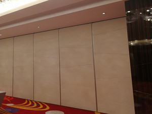 officel galss partition school operable wall movable wall movable partition sliding door wholesale