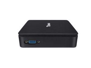 Tanix WiFi медиа-плеер мини-ПК 1000 Мбит / с ТВ-ящика HDMI с Bluetooth-4.0 для Windows 10 Х5 TX85 Эммс 4К 4 ГБ USB-3.0