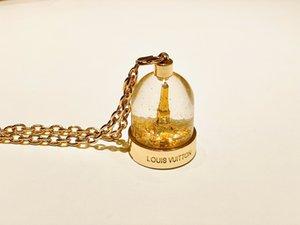 Anhänger Zubehör Duft Kristall Tasche Schlüssel Mode Kettenkette 8808 Thnsc