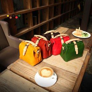 Yifangzhe мода натуральная кожа сумки для женщин, высокое качество старинные сумки плечо / crossbody / сумка для девочек / дамы