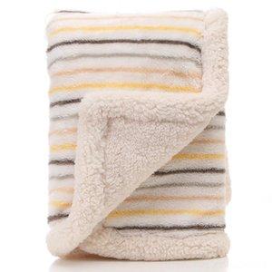 고품질 아기 담요 신생아 두꺼워면 양털 유아 담요 싸기 보육 침구 단단히 싸는 봉투 따뜻한 소프트 비비 베드