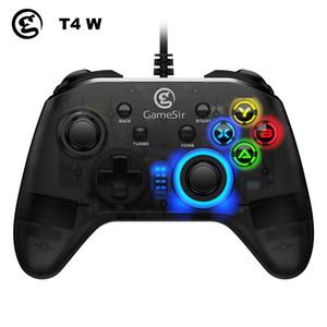 GameSir T4 Pro / T4W Геймпад контроллер 2,4 ГГц Джойстик для PC игры с USB приемник проводной геймпад для Windows, (7/8/9/10) PC