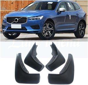 Volvo XC60 için 4 adet ön arka Araba Paçalık 2018 2019 Çamurluk Sıçrama Muhafızları Çamur Flap Çamurluk Aksesuarları