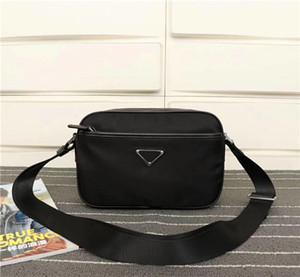 Küresel ücretsiz kargo 048 boy 23cm 16cm 7cm klasik lüks çanta tuval deri sığır derisi erkek omuz çantası en kaliteli çanta