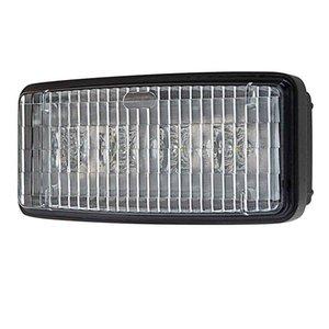 IP67 20W RECTANGLE LED LIGHT 5000K JOHN DEERE 트랙터 LED WORK 조명 교체 업그레이드 R161288, RE306510, RE340681, RE37450