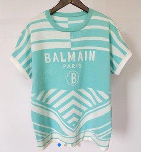 121212 Новый круглый воротник, четыре бара, соответствующего цвета, наклонные полосы, F буквы, длинный рукав свитера одного и того же стиля для мужчин и женщин