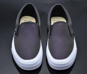 İndirim Ucuz 2019 Erkekler Kadınlar, Eğitmenler yeniden ödeme Mikro Elyaf Ultrafiber Yansıtıcı Malzeme streetwear Old Skool Unisex Shoesp11 Ayakkabı Koşu