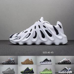 Novo Venda Mens Vulcão Kanye West 451 Running Shoes Multicolor vulcânicas Esportes sapatilhas frescas Moda Trainers Size40-45