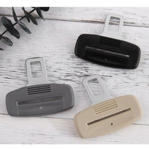 2020 Car Seat Belt Triangle Safety Clip Buckle Universal