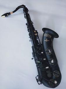 Giappone New Yanagisawa T-992 Tenor Saxophone BB Saxopfone Tenor Strumenti musicali in oro nero con bocchino professionale
