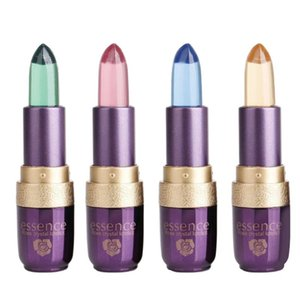 Lipstick Set Sexy Long-lasting Beauty Bright Flower Crystal Jelly Lipstick Magic Temperature Change Color Lip Makeup 3.30
