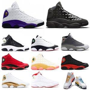Jumpman 13s мужчин баскетбол обувь 13 CNY Cap и платье REVERSE HE доигрались площадка Финт Любовь уважайте чикаго мужские тренеры Спортивные тапки