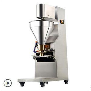 Sıcak satış ticari Elektrikli Köfte Şekillendirme Makinesi Otomatik Sığır balık Domuz Eti top Makinesi karides vejetaryen köfte yapma makinesi