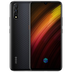 Vivo d'origine iQoo Neo 855 Cell Phone 4G LTE 6GB RAM 64 Go 128 Go ROM Snapdragon 855 Octa de base 6,38 pouces 16MP ID d'empreintes digitales Visage Téléphone mobile