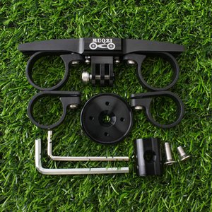 TT Aerobar Bike Computer Sports Camera Mount Holder for Gopro Hero Camera Bicycle Mount Bike Motorcycle Bracket Holder
