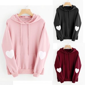 Hooded loose printed women's clothing Hooded loose printed women's clothing sweater sweater