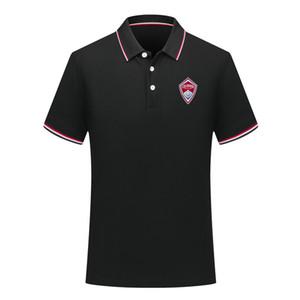 2020 MLS колорадо рубашки поло трикотажные изделия футбола футбол поло рубашки 2020 2021 колорадо с коротким рукавом рубашки поло футбол Polos Фаны Tops