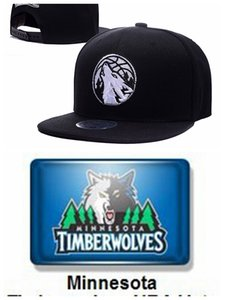Mens womens NbaSports MinnesotaTimberwolves Basketball Cap College Vintage Snapbacks Hats Fitted EmbroideryHat AdjustableCaps Derrick Rose