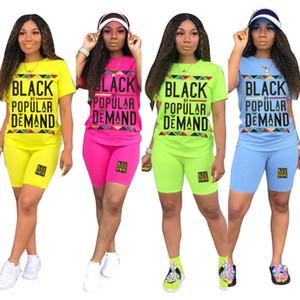 Designer Womens Tracksuit Pink Color 2 Piece Set Short Sleeve Outfits Jogging Sportsuit Leggings Pants Sport Suit Brand Joggers 896