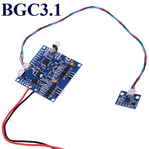 BGC 3.1 sin escobillas controlador AIO cámara del cardán cardán controlador sin escobillas FPV Junta Built-in sensor 6050