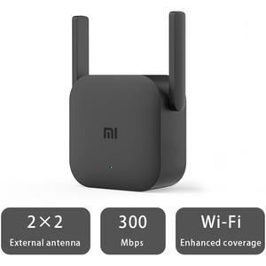 Rango (pre-venta) Global Versión Xiaomi Mi Wi-Fi Extender Pro Wifi Router Amplificador Pro 300M de 2.4G repetidor de red inalámbrica Mi Router Wifi
