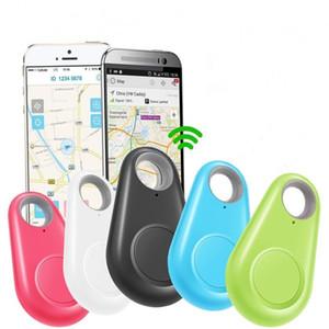 Intelligente Haustiere GPS Tracker Anti-verloren Alarm Tag drahtlosen Bluetooth-Verfolger Kind-Beutel-Mappe Telefon Key Finder Locator verlorene Antiwarnung