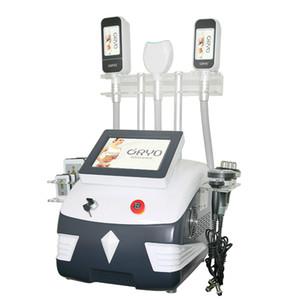 Cryolipolysis Fat Freeze Slimming Machine 360° Cryolipolysis Fat Freezing Weight Reduce Fat Reduction Body Slimming Instrument