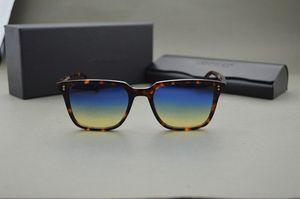 Großhandels-HEISS! Gewohnheit gefärbte Linse Oliver Völker ov5031 NDG-1-P Sonnenbrille Männer und WOM quadratische Sonnenbrille mit ursprünglichem Fall