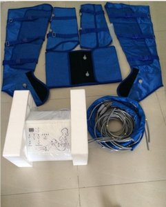 portable Spa-Salon pressotherapy Lymphdrainage Maschine Ganzkörpermassage schlank Lymphdrainage Anzug pressotherapy Maschine