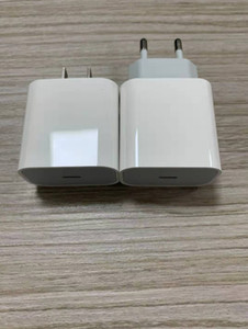 hohe Qualität EU US 18W Fast Charge PD-Ladegerät für Apple iPhone 11 Pro Max Series Power Adapter