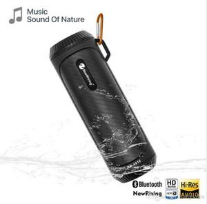 alto-falante Bluetooth portátil Mini sem fio Alto-falante sistema de som estéreo 6W Música cercar Waterproof Speaker Outdoor com lanterna LED