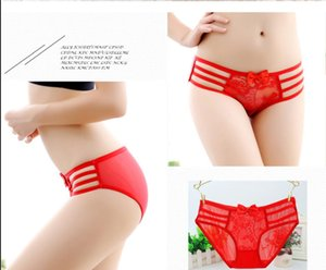 Women Lace Sexy Lingerie G-string Briefs Lingerie Sexy Hollow out Panties Underpants Seamless T string Thongs