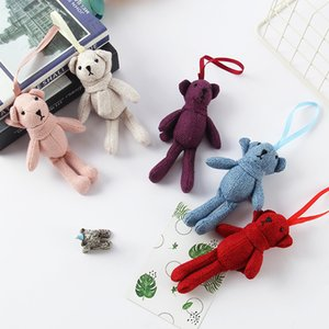Plush Toy Keychain Pendant Bags Beautiful Ornaments Catch Dolls Dolls Wedding Sprinkles Gifts Baby Carriage Pendant Kids Gifts