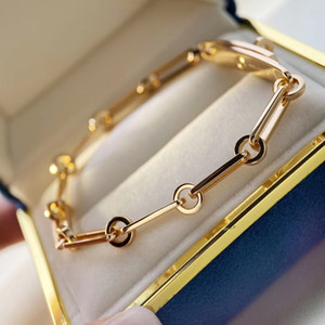 Fashion-spring and summer new all-star rotating semicircle buckle Kelly bracelet 925 sterling silver gold-plated micro diamond full diamond
