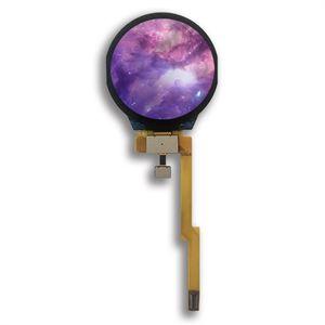 1,3-Zoll-240 * 240-IPS-ST7789V-Treiber-IC, runde TFT-LCD-Modulanzeige mit SPI-Schnittstellenbildschirm und CTP-Touchscreen