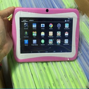 7 Inch Children's Toys Learning & Education Toys Tablet Android Dual Camera Wifi Educational Game Gift Children Music Gift Student pc learni