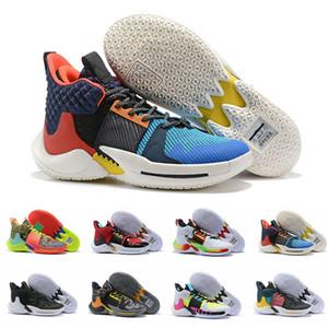 2019 почему бы не Zer0. 2 PF Chaos будущая история Рассел Уэстбрук баскетбольная обувь мужские тренеры Спорт Chaussure де корзины мяч кроссовки 40-46