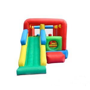 Высокое качество Интерактивные Надувные игры Популярные Весёлые Внутренние Интерактивные Надувные игры для продажи с нагнетатель воздуха для детей дома упражнения