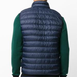 Europen Down Vest BAS GILET chaud confortable Épaississement Go0se Doudounes de haute qualité en vrac Couple Mens Designer Manteau HFWPJK156
