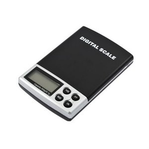 High Accuracy 0.1-500G Mini Digital Jewelry Weight Weighing GRAM Balance Scale Pocket Electric With Leather Case Other Kitchen Tools