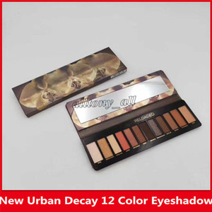 Nouvelle Arrivée Reloaded Urban Ougshadow Palette 12 Couleurs Paume Shadow Palette Maquillage Beign Shadow Beauty Palette Matte Shimmer