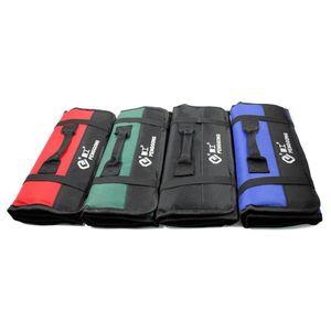 أدوات متعددة الوظائف أكسفورد القماش قابلة للطي أداة وجع حقيبة لفة التخزين جيب الحقيبة أداة أداة القضية منظم
