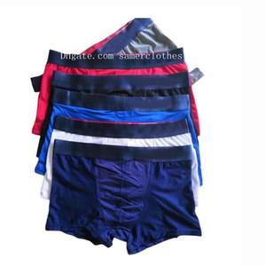 100٪ مشاهير الرجال الملابس الداخلية الملاكم السراويل موجزة شبكة داخلية مثير الرجل عادية قصيرة الرجل تنفس ملابس داخلية قصيرة القطن غاي الملاكم هومبر