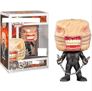 FUNKO POP ghost chasing soul, nail head and hand figure Hellraiser793