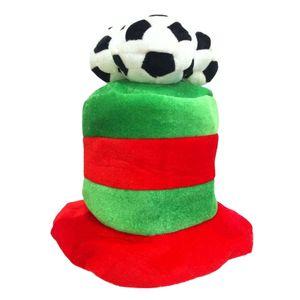 2018 Futbol Oyunu Şapka Parti Şapka Cap Futbolseverler Cheer Champ Komik D08D Öncü