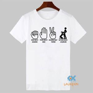 Casual Offensive Shirt Lustiges T-Shirt-Gag-Geschenke Sex College Humor Witz Rude Männer S T-Shirt Sommer-Baumwolle Kurzarm-T-Stücke Shirt Trend