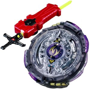 Beyblade Burst Twin Nemesis.3H.Ui Attack Booster Top Pack Spinning B102 Sword Launcher